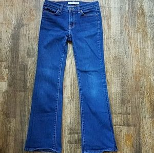 J Brand 818 boot cut jeans size 27
